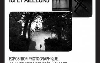 Affiche ICG Christophe - Caroline Arttitudes Odyssée