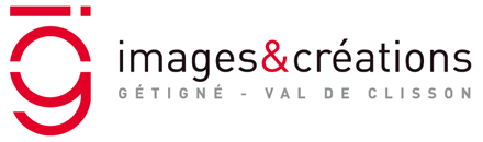 Images & Créations Logo