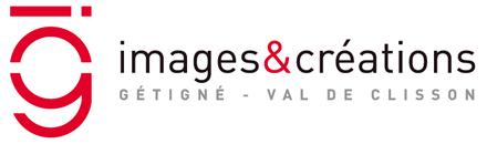 Images & Créations Logo