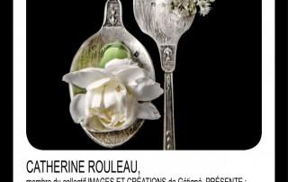 Affiche ICG Catherine Gourmandises